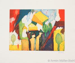 Armin Mueller-Stahl - Landschaft am Meer