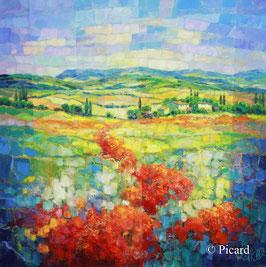 Jean Claude Picard - Landschaft (7624)