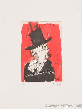 Armin Mueller-Stahl - Marlene Dietrich - Ich bin die fesche Lola