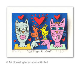 James Rizzi - Cat Your Love
