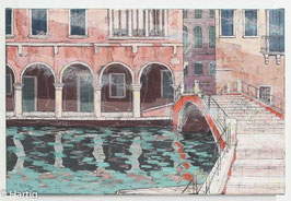 Ulrich Hartig - Venezianisches Epigramm XX