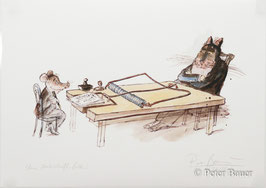 Peter Bauer - Ihre Unterschrift bitte