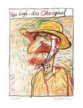 Peter Bauer - Van Gogh das Ohriginal