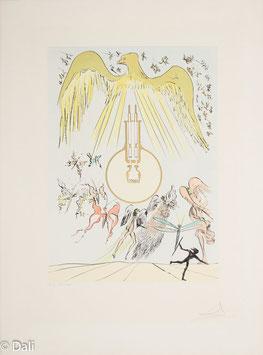 Salvador Dali - L'ampoule à incandescence