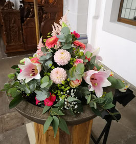 Kichengesteck/ Altargesteck Kuppelform