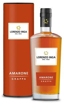 Grappa Amarone von Lorenzo Inga