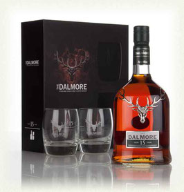 The Dalmore Highland Single Scotch Whisky, 15 Years