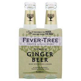 Ginger Beer, Fever Tree