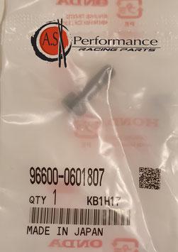 Genuine Honda S2000 Innensechskantschrauben Set Ventildeckelabdeckung / 96600-0601807  , 4 Stk