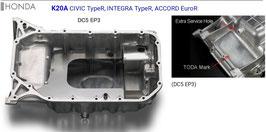 TODA Anti G-force Ölwanne - Honda Civic EP3 / Acura RSX / Honda Integra DC5 K20A / 11200-K20-001