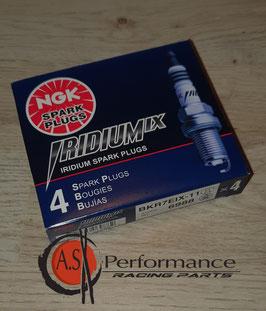 NGK Iridium IX  Zündkerzen (4er Set) Honda Integra Type R DC5 / RSX   BKR7EIX-11  (6988)