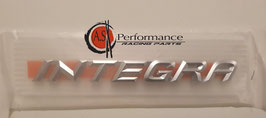 Genuine Honda INTEGRA Type R DC5 Rear Emblem ( Integra ) 75722-S6M-003