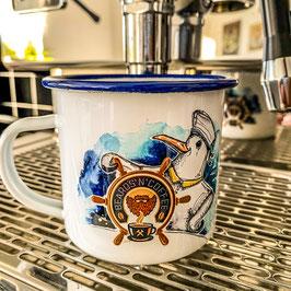 Kaffeebecher Olaf