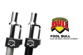 Sattelstütze Fool Bull Black ohne Öldämpfer