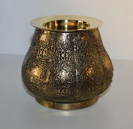 Räucherstövchen SAMIRA GOLD