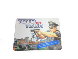 "Mousepad ""Toto on Tour"""