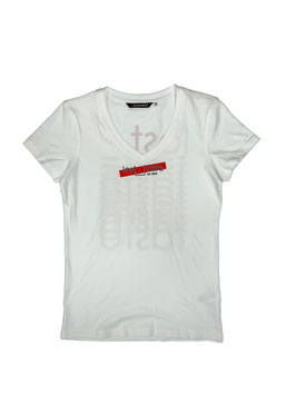 "lost_taste - ""Red Bar"" T-Shirt Damen"
