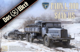 FAUN L 900 including Sd.Ah. 115 bundle