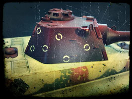 "CPC-35 / CPC-48 ""Paper Tank Masks"" - ""Split Ring"""