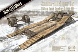 Sonderanhänger 115 & wood grain decal bundle