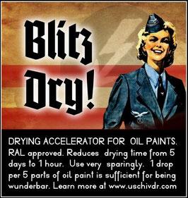 """""""Blitz Dry"""" 30ml"""