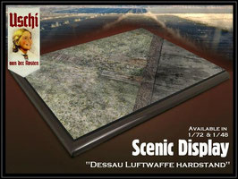 "3005 / 3007 Scenic Display ""Dessau Luftwaffe Hardstand"" Standard edition"