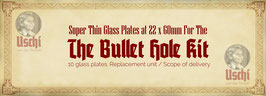 Extra / Replacement Glass for Bullet Hole Kit