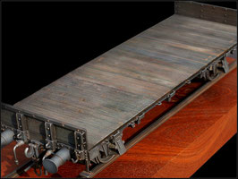 1027 Railway Wagon Planking
