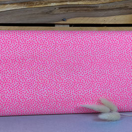 Neon Dots *pink 0,10m