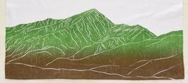 Mount Elbert kitchen towel *14er*