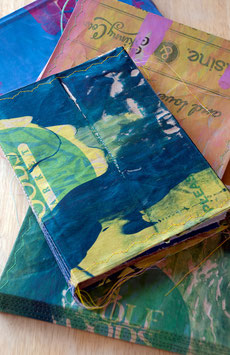 Found & Scrounged; make a recycled book