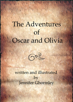 The Adventures of Oscar and Olivia book