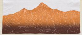 Telluride Wilson peak kitchen towel *14er*