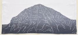 Hesperus Mountain kitchen towel