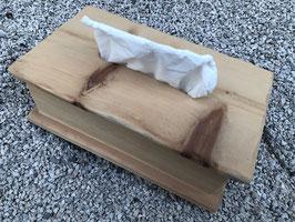 Zirben-Taschentücher Box