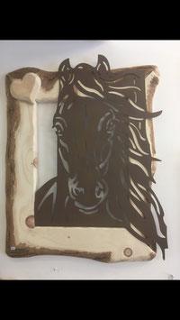 Pferdekopfbild