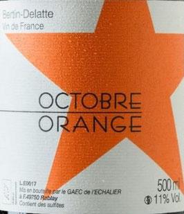 2018 Octobre - Orange (0,5L)