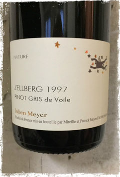 1997er Pinot Gris Zellberg Voile