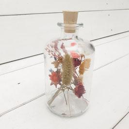 Kamille - Fles met natuur kurk