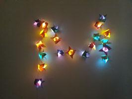 Lichterkette Tulpe