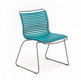 HOUE Stuhl Click ohne Armlehne - Petrol