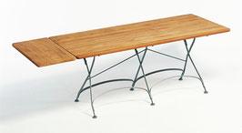 WEISHÄUPL Classic Tischverlängerung 90 x 40 cm  - Teakholz