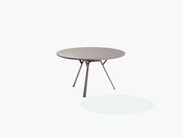 FAST Tisch Radice Quadra - 130 cm rund