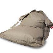 FATBOY Sitzsack Buggle Up Outdoor - Sandy Taupe