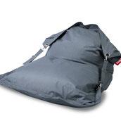 FATBOY Sitzsack Buggle Up Outdoor - Stahlblau