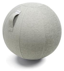 VLUV Sitzball Stov - Concrete 65 cm