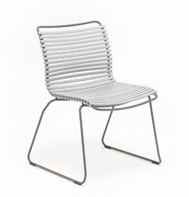 HOUE Stuhl Click ohne Armlehne - Hellgrau
