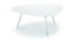 VLAEMYNCK Loungetisch Vanity - Weiß