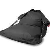 FATBOY Sitzsack Buggle Up Outdoor - Charcoal