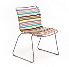HOUE Stuhl Click ohne Armlehne - Multibunt